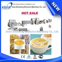 power saving automatic wheat flakes machine