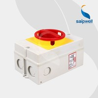 SAIP/SAIPWELL Hot Sale 32A Electrical Rotary Changeover Switch