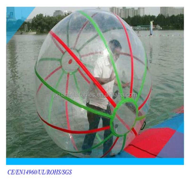 Attractive Colorful PVC/TPU giant ball inflatable water,inflatable water walking ball,inflatable giant balloon ball on sale
