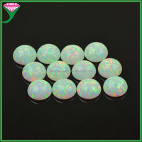 opal buyers buy white round welo opal cabochons round synthetic fire opal