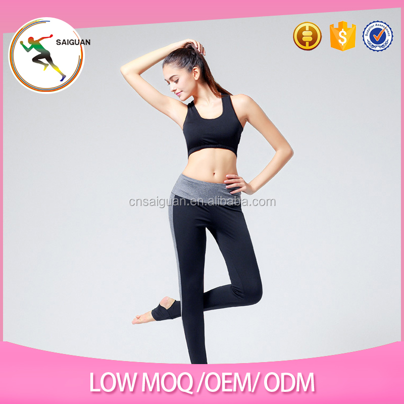 Women new design XXXX plus size Long wide pants cotton high elastic dance yoga pants