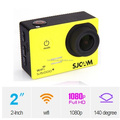 SJ5000 Novatek 96655 1080P Full HD Waterproof wifi mini sport cam