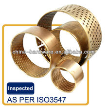 single grip harvester bronze bush,processor and combi heads brass copper bushing
