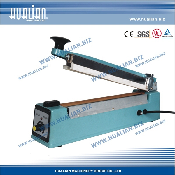 HUALIAN 2017 Plastic Bag Sealer With Cutter