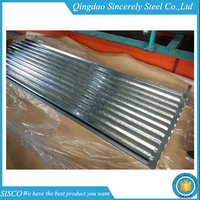Low price high strength aluminium corrugated roofing sheets
