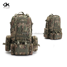 2016 waterproof durable outdoor camouflage backpack for hunting
