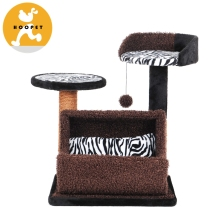 Cat Perch Small Cat Tree Tower Wholesale Modern Cat Toy