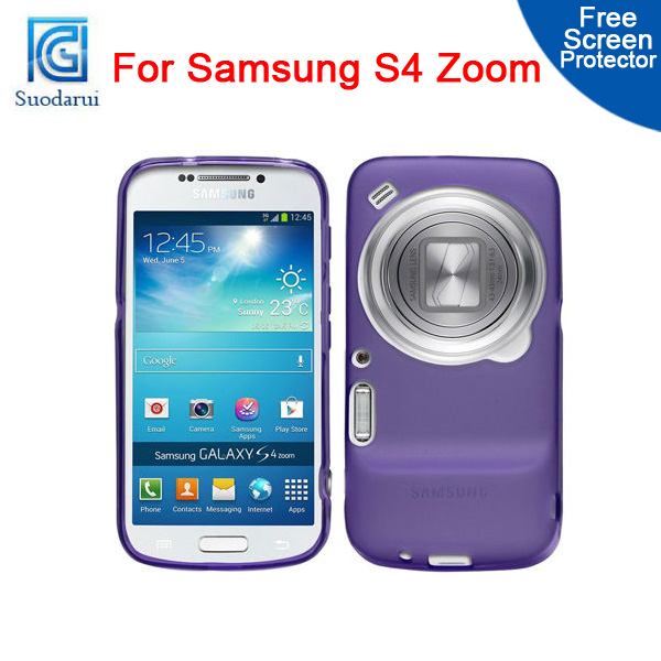 For Samsung Galaxy S4 Zoom SM-C1010 Gel Case Cover Mix color