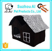 Portable Collapsible Luxury Indoor Outdoor Windproof Warmer Bed Room,soft and comfortable Dog Cat House