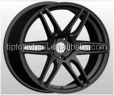 19x8 inch aro de rueda for porsche German replica aros de aluminio ruedas with pcd 5x120mm