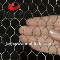 Electro Galvanized Hexagonal Wire Mesh For Poultry Feeding