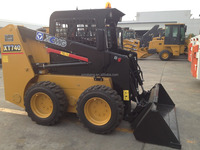 Small Construction Machinery XCMG Skid Steer Loader XC740K with cheap price