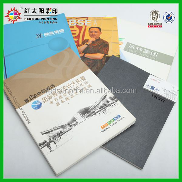 Professional offset printing glossy art paper