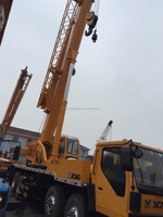 70 Ton Used XCMG Crane QY70K on Sale In Dubai