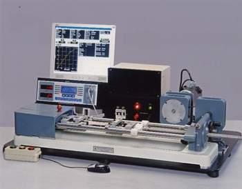 Electronic Tensometer Model Pc 2000 Bench Model