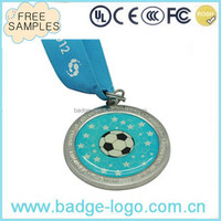 Cheap Zinc Alloy Sports Souvenir Metal Medal Wholesale