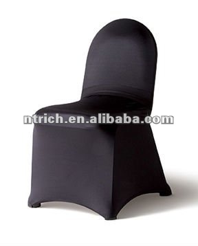 Lycra/Spandex chair covers for wedding