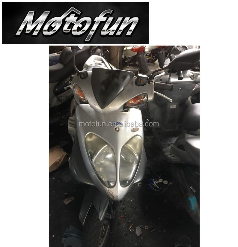 Used SYM RS21 150 Scooter Motorcycle