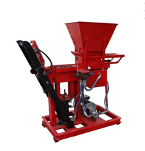 China Fully Automatic High Production Hydraulic Press Cement Concrete Brick Block Making Molding Machine For Sale