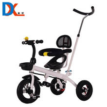 2018 New 4 in 1 baby tricycle child tricycle from china