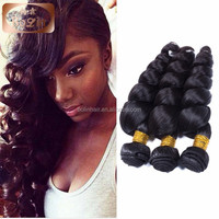 factory wholesale price make by good raw material virgin unprocessed indian hair from india
