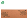 high quality Eco-friendly cork rubber yoga mat manufacturer