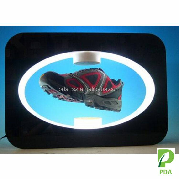 Promotional Decor Home magnetic floating bottom shoes toy