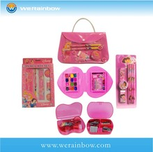 promotional cheap office school kids stationery gift set