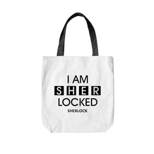 Fashion Design Custom Printed Canvas Tote Bag For Woman