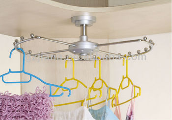 Jayna Wardrobe Accessories Revolving Clothing Hanger