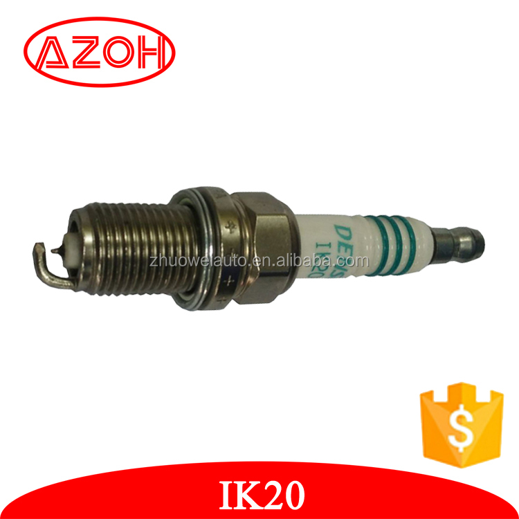 Factory Price Generator Denso Iridium Gas Engine Spark Plug IK20 for Avalon Camry Vienta