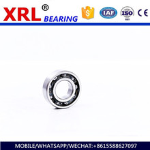 Single row rust protection oversize deep groove ball bearing 16100