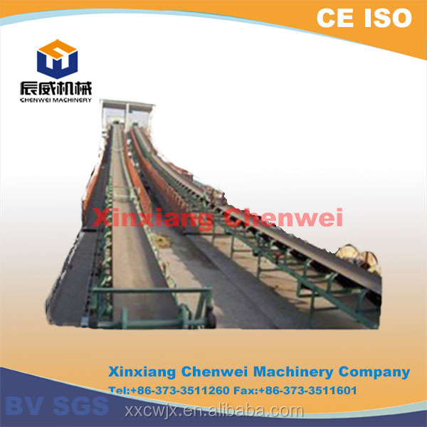 CE,BV ISO certificated obtained the customer high praise arang batu belt conveyer