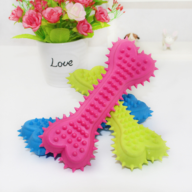 Small Moq Wholesale Sale Singing Pet Toy Dog Bones