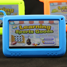 Wholesale 7 inch Kids wifi tablet pc Children Educational tablet with multiple language