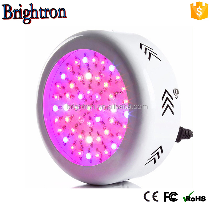 LED UFO 300W LED Grow Light Full Spectrum for plants grow and blossom