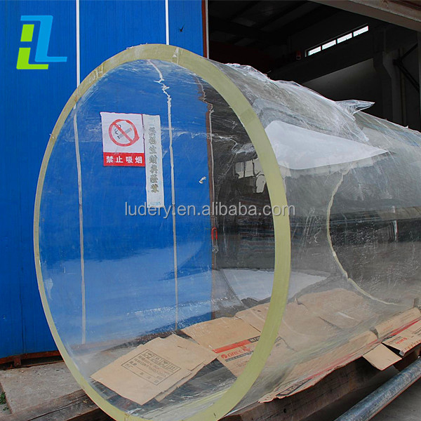 large diameter acrylic <strong>tube</strong> extrusion plastic clear hollow round pmma acrylic <strong>tube</strong>