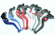 dual CNC GSXR600 brake clutch lever for Suzuki GSXR 700 1000CC motorcycle parts