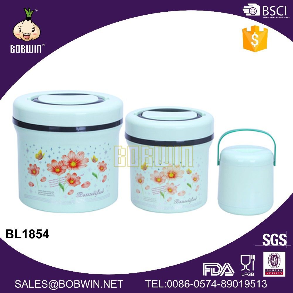 Freshness Preservation Food Container Feature and Food Use Thermal food container