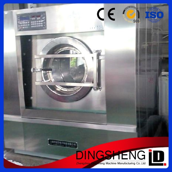 15-100KG Automatic industrial washing machine/laundry equipment for hotel laundry shop/industrial washing machines