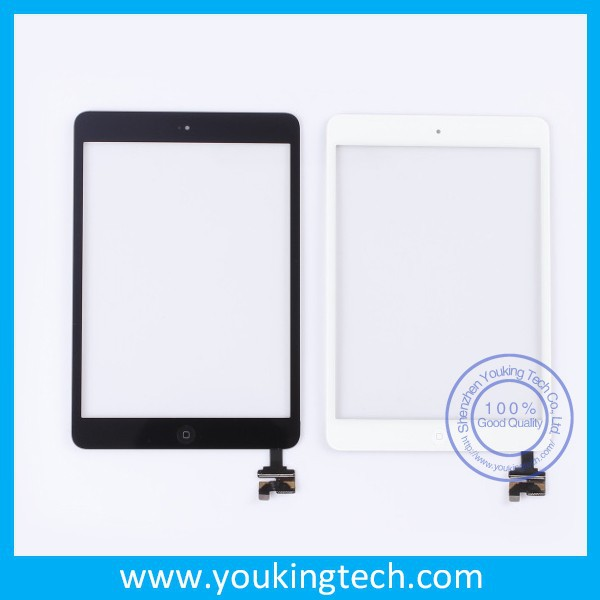 Mobile Phone Spare Parts Lcd Digitizer for ipad3 mini touch screen with Wholesale Price