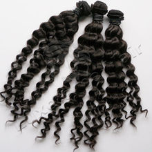 Full cuticle no chemical no shedding best quality peruvian hair products