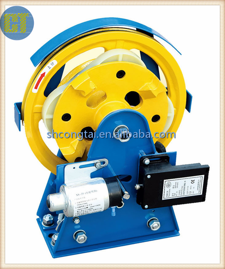 WXS BI-Directional Speed Governor for elevator