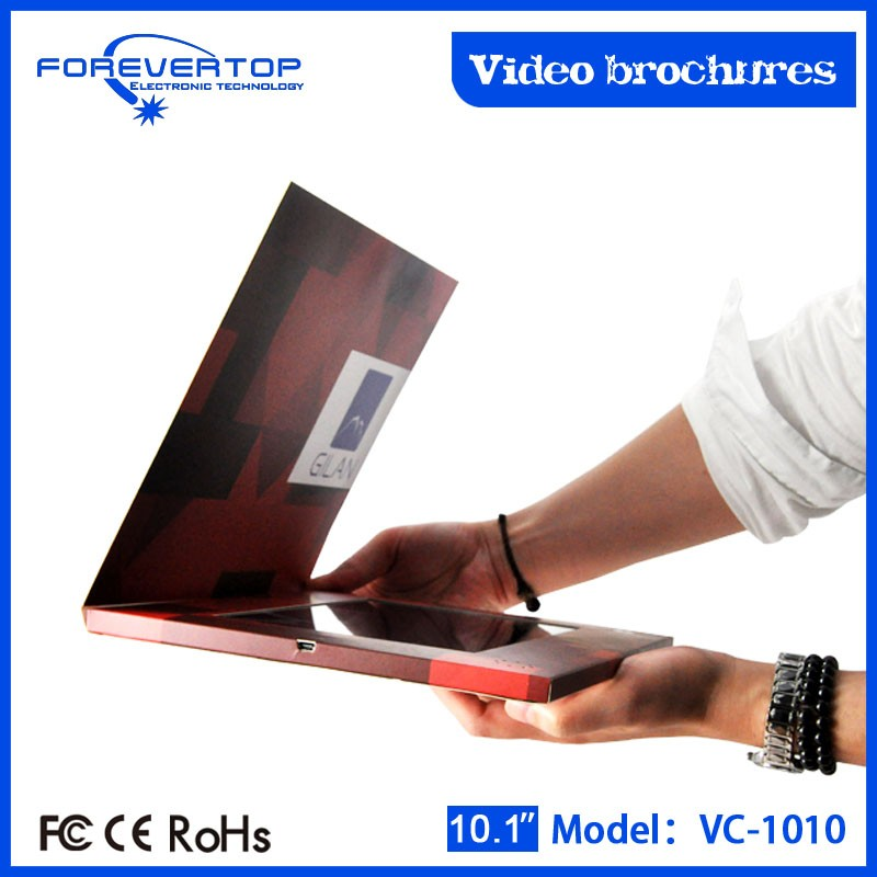 Factory lowest price 10 inch bussiness video card