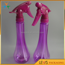 Colored plastic 400ml small size air freshener spray