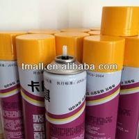 PU foam sealant filler/polystyrene spray foam