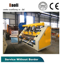 Corrugated cardboard forming machine/Corrugated karton bumubuo ng machine