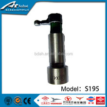 Tractor Diesel Fuel Injector Parts Plunger and Nozzle