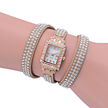 Promotional Cheap Ladies Watches Unique Gifts Bracelet Leather Watch