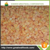 Wholesale New china best price iqf papaya